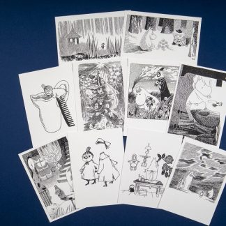 Postcards, in black and white (381426)