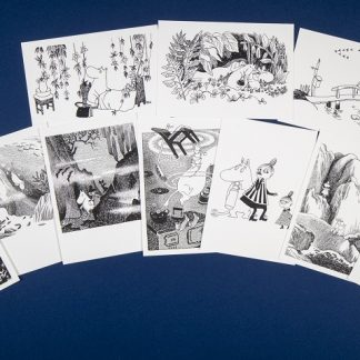 Postcards, in black and white (381425)