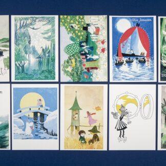 Postikortit, värilliset (381424)